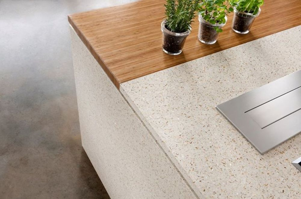 Kitchen, Bathroom Made In America: IceStone, Counter Surfaces