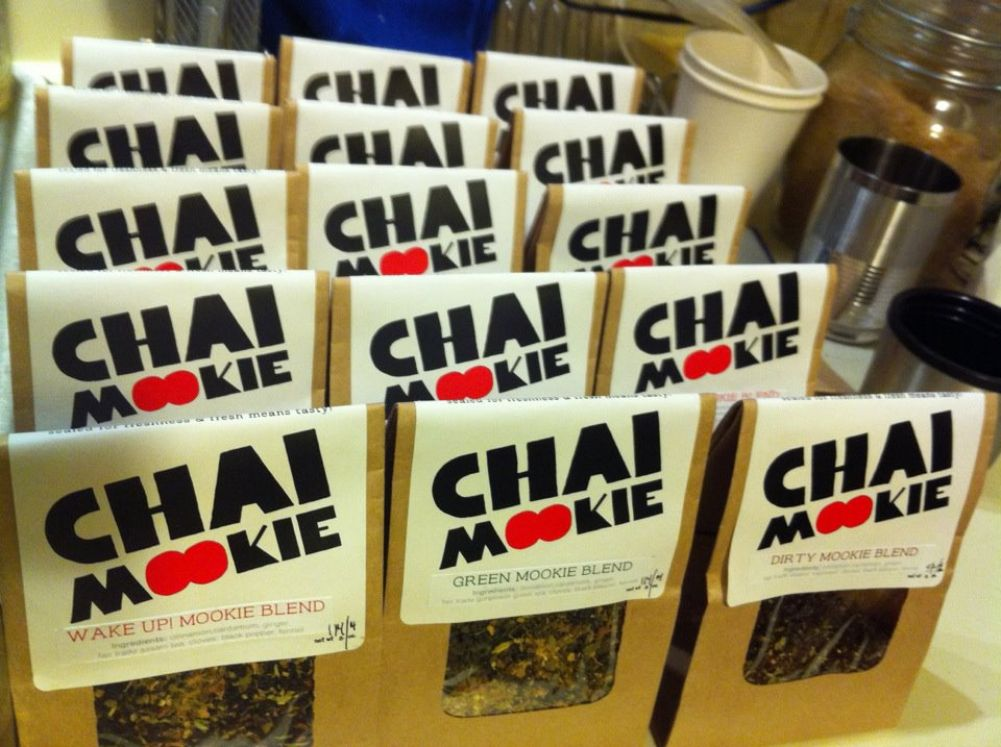 Food Made In America: Chai Mookie Teas, Organic Fair Trade Chai Tea