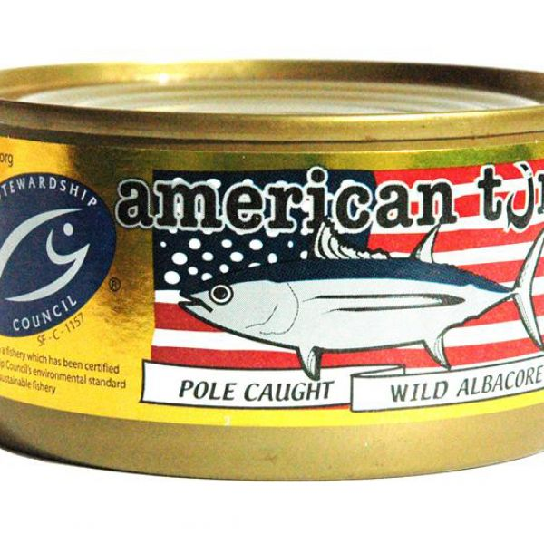 Food Made In America: American Tuna, Pole-Caught Wild Albacore from California