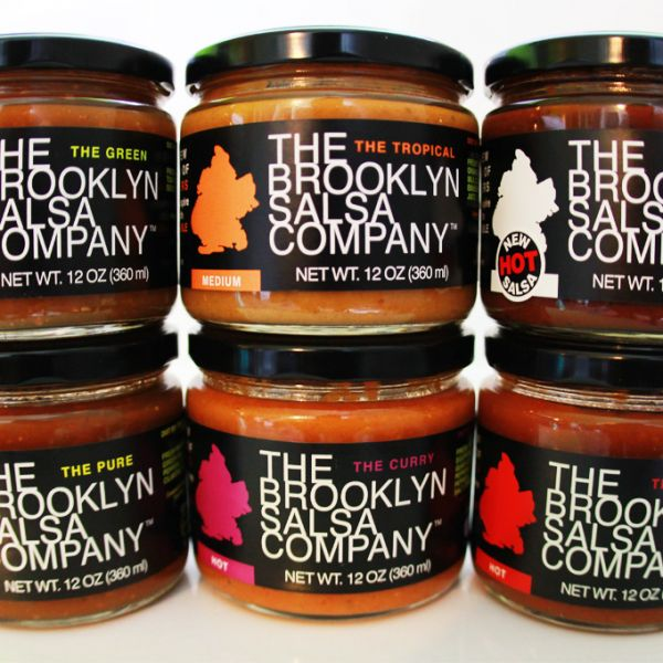 Food Made In America: Brooklyn Salsa Company, Gourmet Organic Salsa