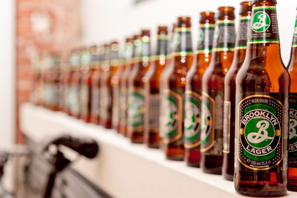 Food Made In America: Brooklyn Brewery, Proudly brewing in Brooklyn since 1988