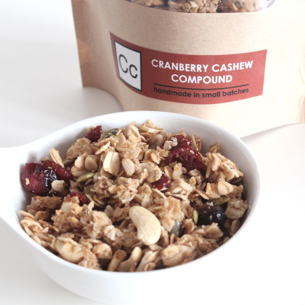 Food Made In America: Granola Lab, Inventing a better breakfast!