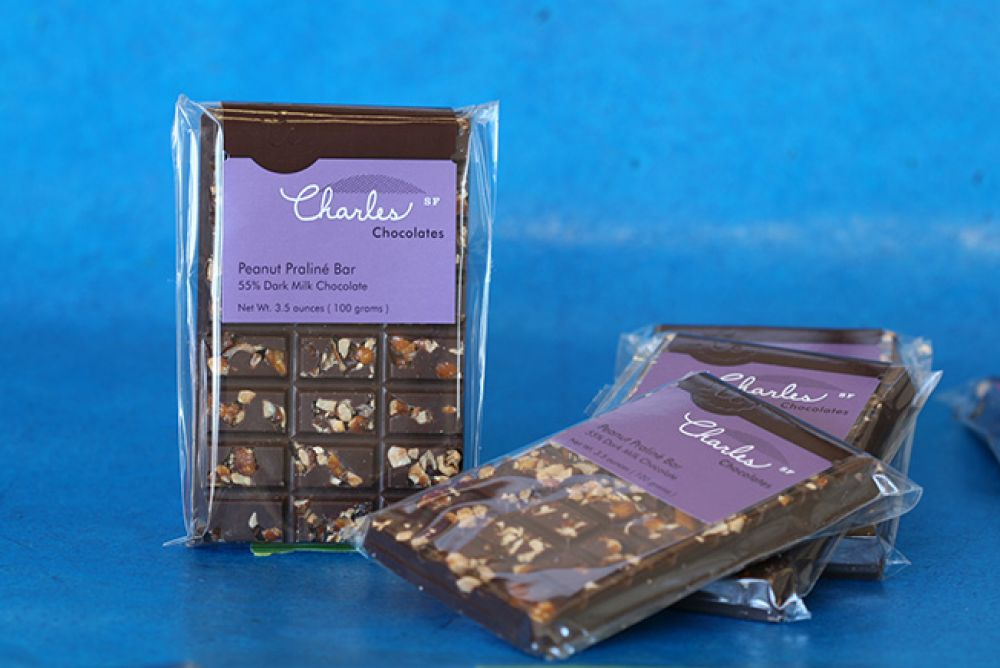 Food Made In America: Charles Chocolates, West Coast Chocolate Confections