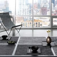Home, Gear Made In America: Chilewich, Tableware, floormats and innovative objects for home and office