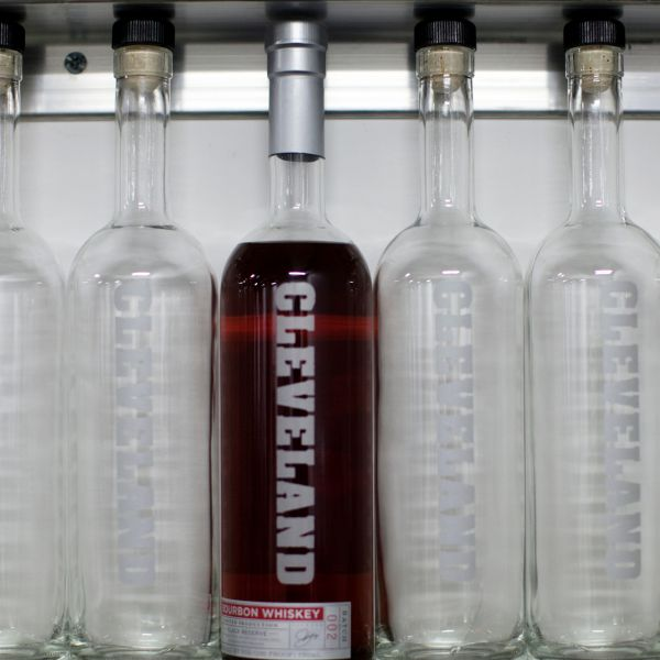 Food Made In America: Cleveland Whiskey, Revolutionary Whiskey Aged in One Week
