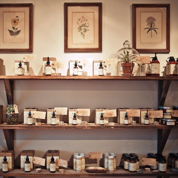 Beauty Made In America: Cold Spring Apothecary , Hair and body products