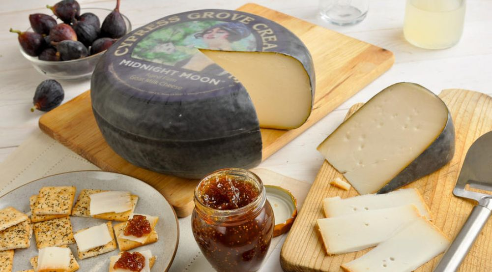 Food Made In America: Cypress Grove Goat Cheese, Award-winning line of soft-ripened, fresh chevre, and aged goat cheeses