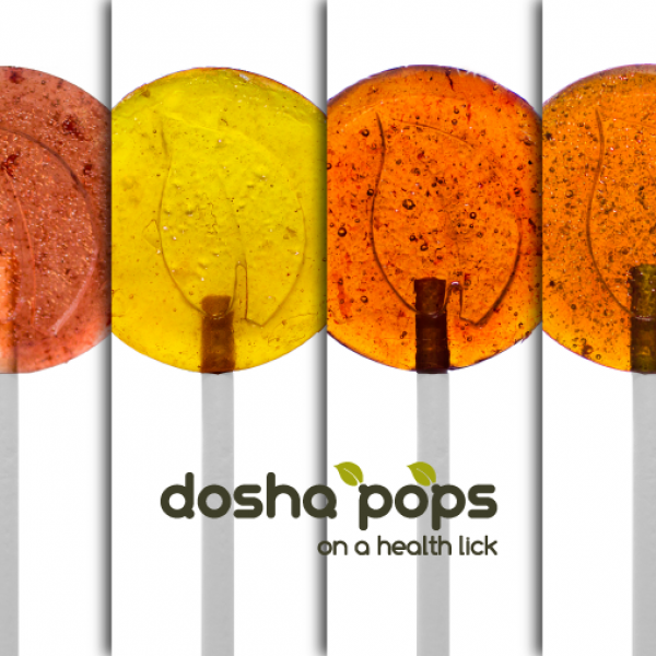 Food Made In America: Dosha Pops, Sweet Ayurvedic Lollipops