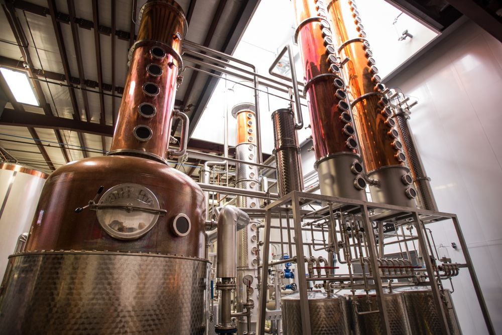 Food Made In America: Death's Door Spirits, Craft Distiller