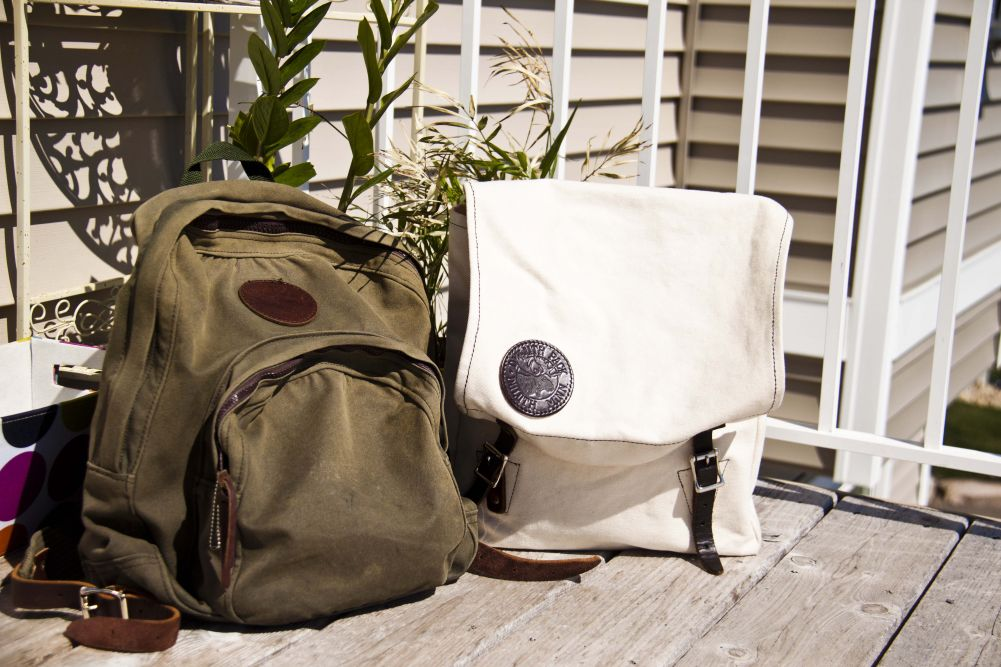 Accessories Made In America: Duluth Pack , Sport bags