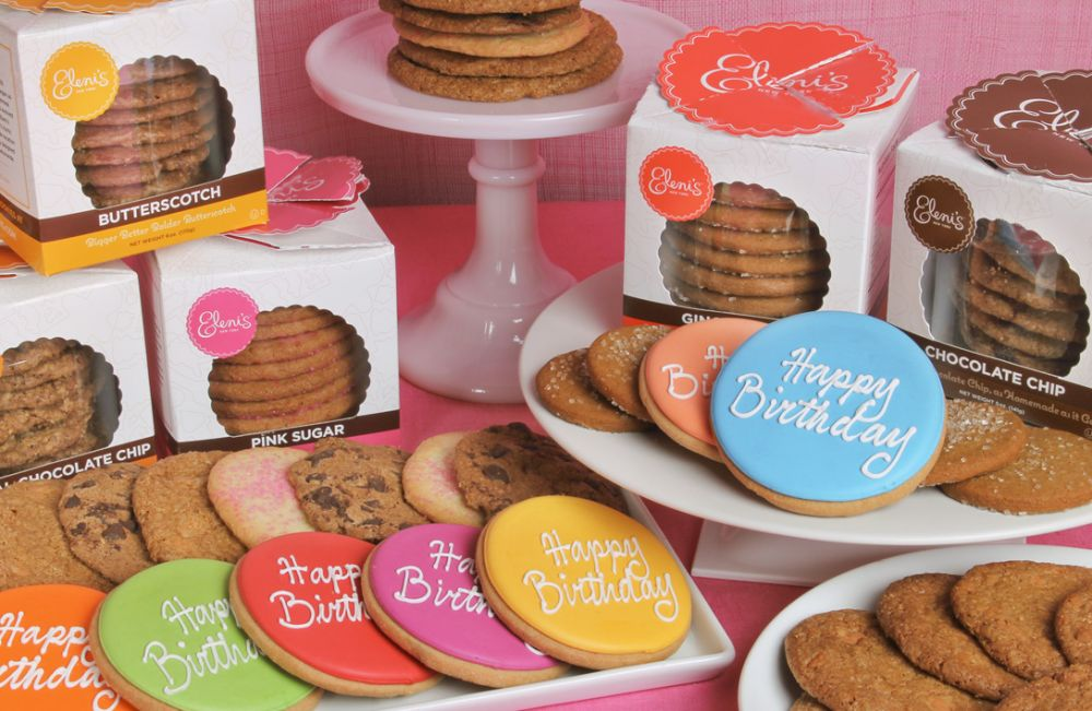 Food Made In America: Eleni's Cookies, Uniquely Shaped Cookies