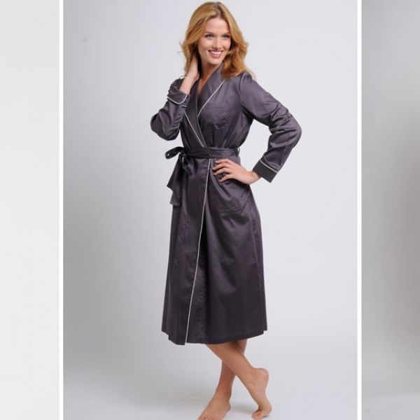 Apparel Made In America: Elizabeth Cotton, Pajamas, Robes, & Nightshirts, all made in the USA