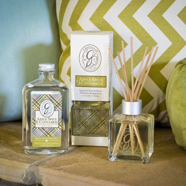 Home Made In America: Greenleaf, Home fragrance inspired by nature since 1975