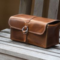 Accessories Made In America: Hellbrand Leatherworks, Leather Goods