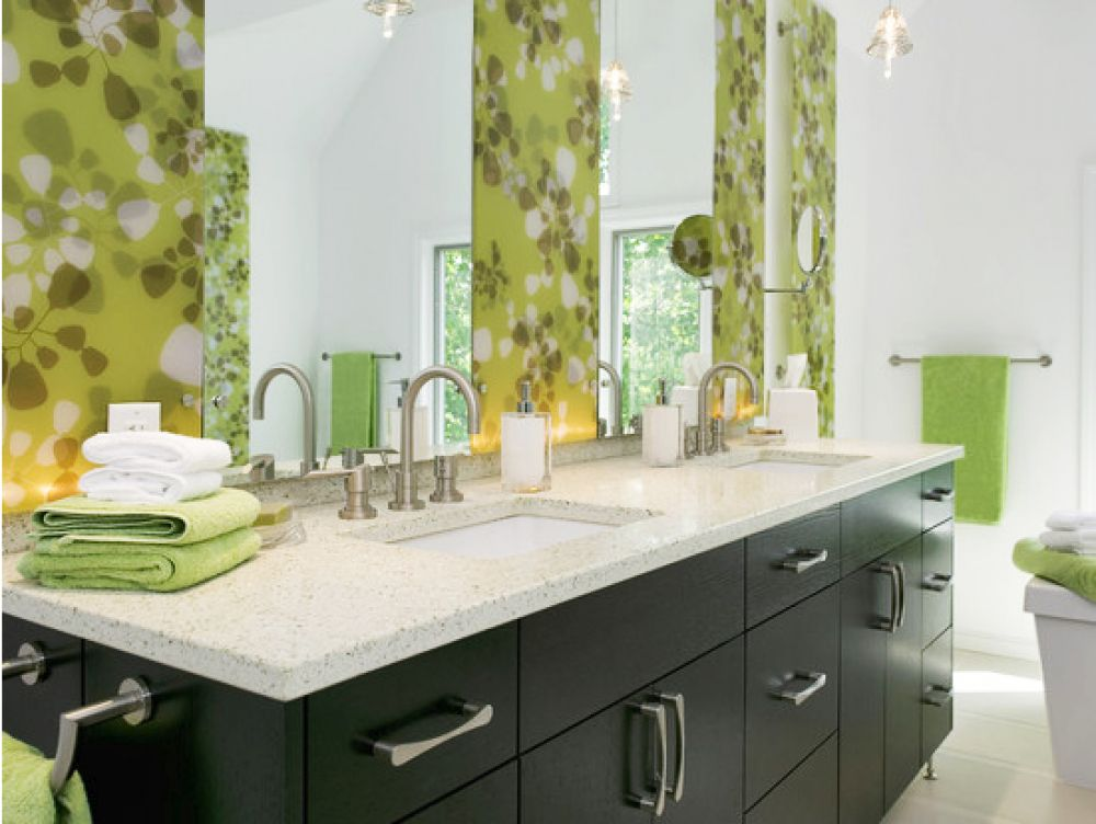 American-Made Kitchen, Bathroom