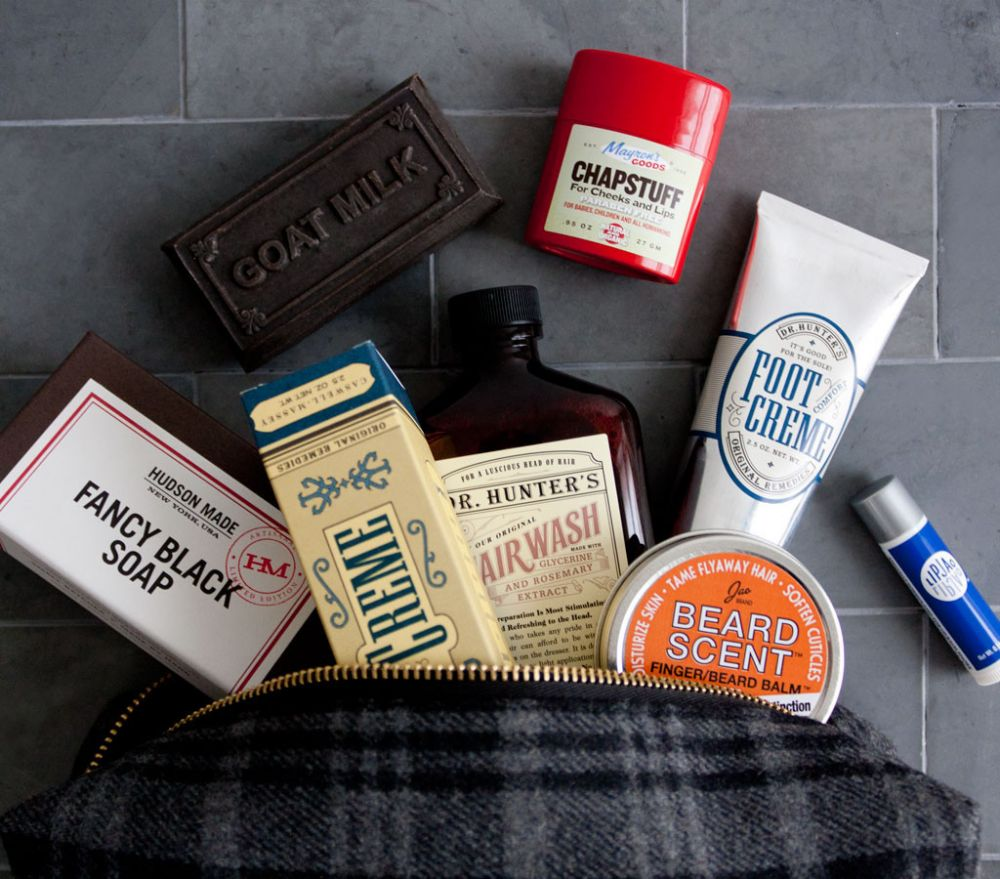 Beauty Made In America: Hudson Made, Grooming products and wares