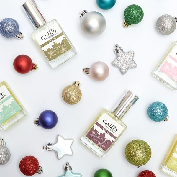 Beauty Made In America: Callio Fragrance, Fragrances that make the every day special.