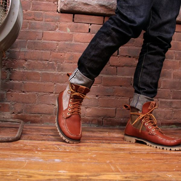 Apparel Made In America: The Brothers Crisp, Artisan Shoe Makers