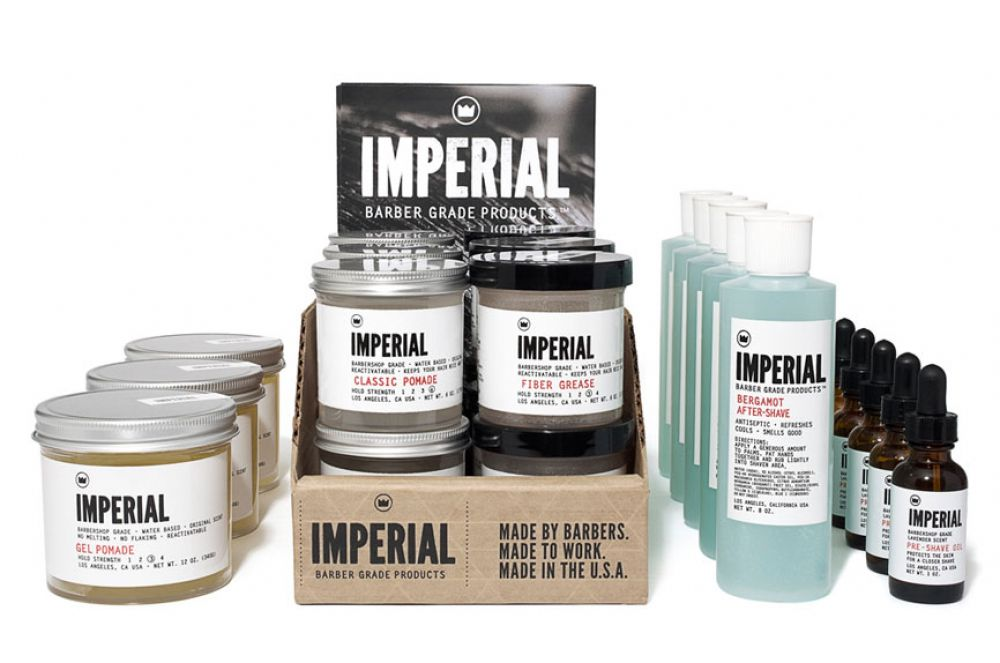 Mens Grooming  Made In America: Imperial Barber Products, Mens Hair and Skincare