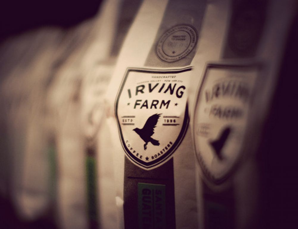 Food Made In America: Irving Farm Coffee, Manhattan Coffee Shop Offers coffee Bags and Subscriptions