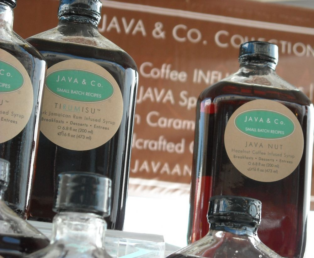 Food Made In America: JAVA & Co., Chef Inspired Coffee infused Specialties