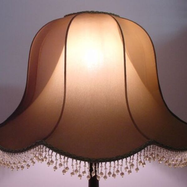 Home Made In America: Judi's Lampshades, Lampshades