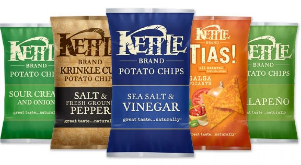 Food Made In America: Kettle Brand, Potato Chips