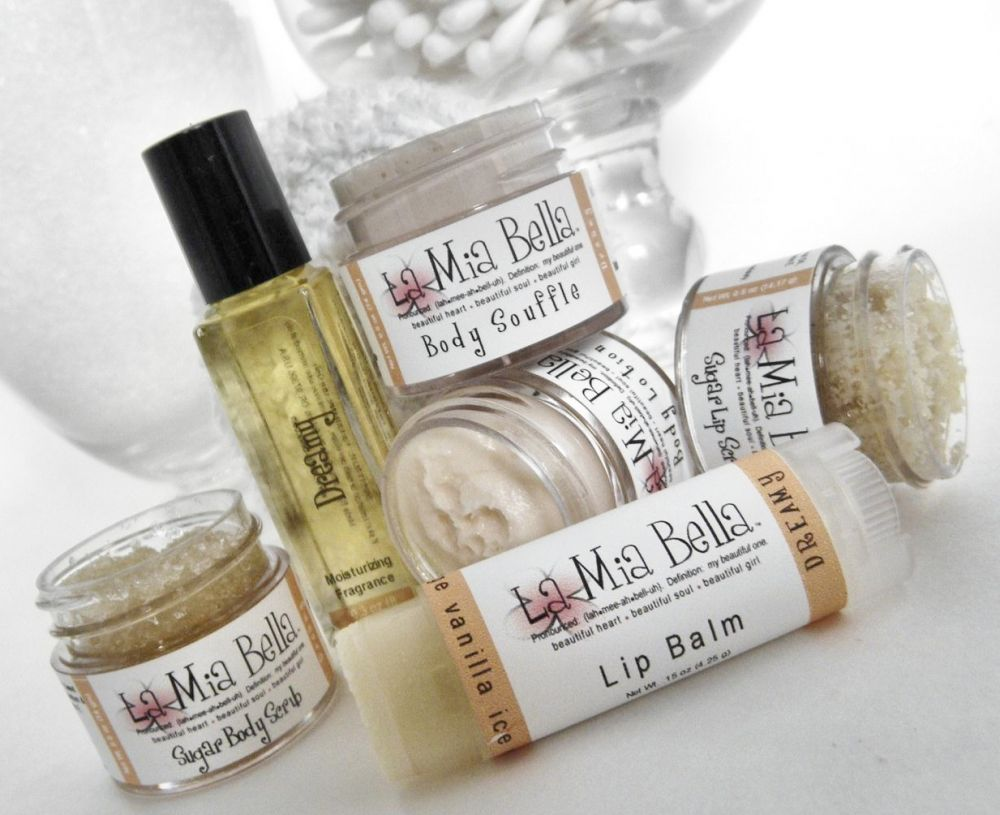 Beauty Made In America: La Mia Bella, Artisan Bath & Body Collection