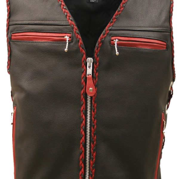 Apparel Made In America: Hillside USA Leather, Motorcycle Jackets, Vests and Chaps