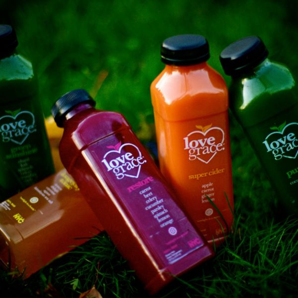 Food Made In America: Love Grace, Raw, Organic Cold-Pressed Juices, Smoothies, and Elixirs