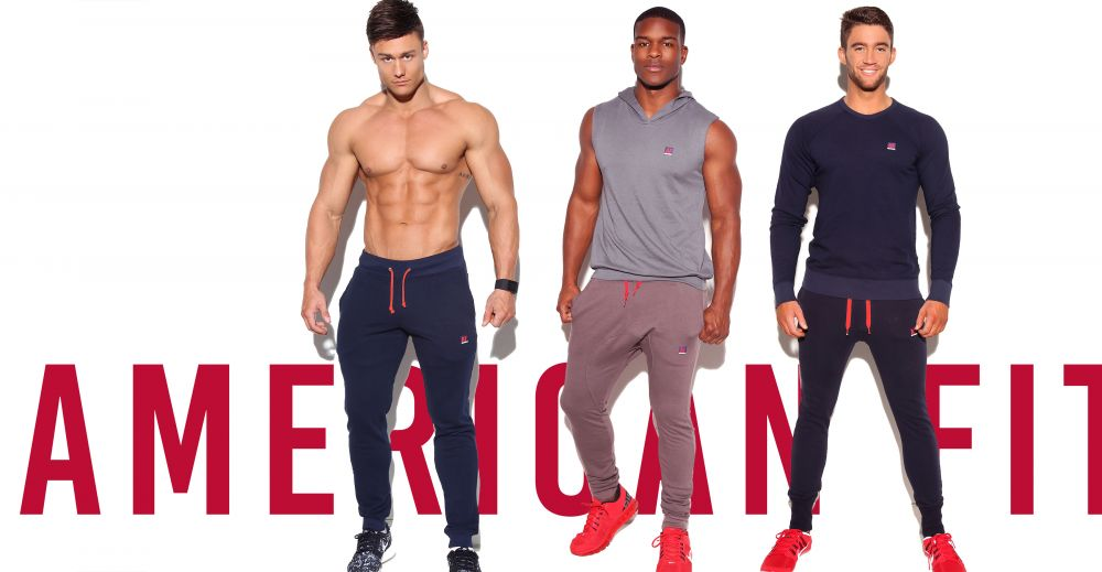 Apparel Made In America: American Fitness Wear, American Fitness Wear, Athletic & Gym Clothing