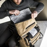 Accessories Made In America: Mission Workshop, Modular Backpacks and Messenger Bags