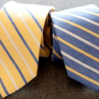 Apparel Made In America: Mountain & Sackett, Ties