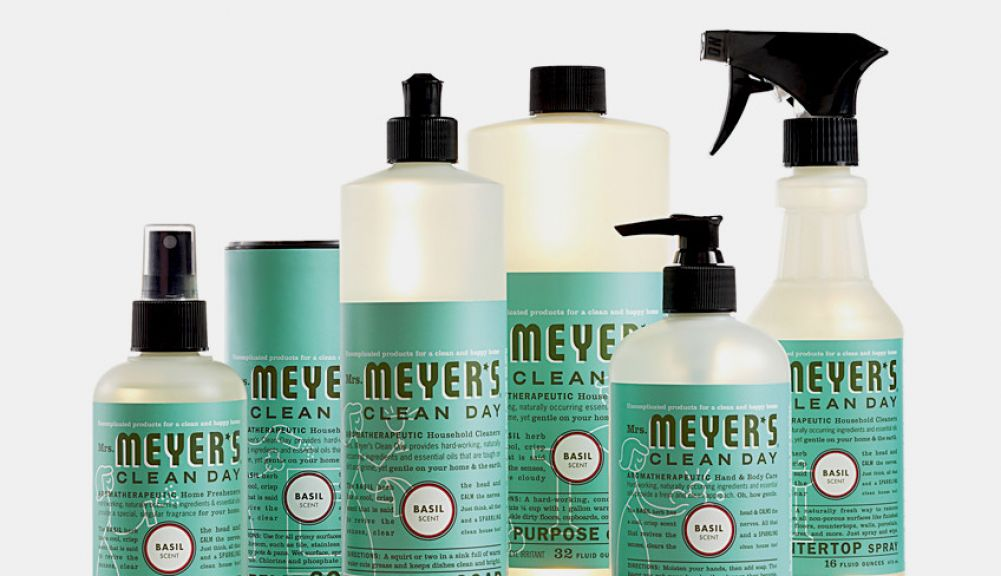 Home, Kitchen, Beauty Made In America: Mrs Meyers, Shower Soaps and Household Cleaners