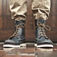 Apparel Made In America: Oak Street Boot Makers, Shoes