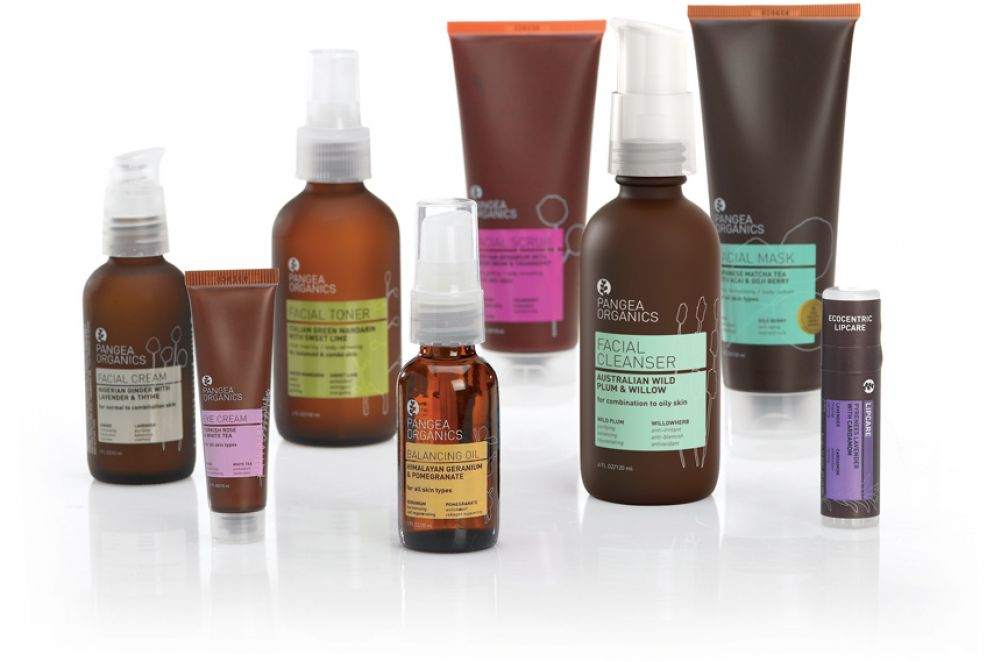 Beauty Made In America: Pangea Organics, Organic Skincare: Cleansers, Toners and Creams