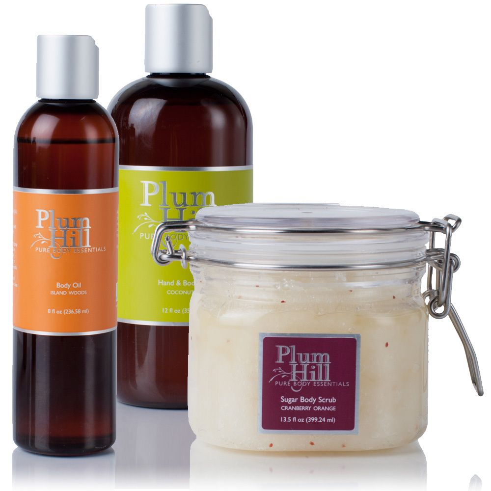 Beauty,skin,moisturizing Made In America: Plum Hill Pure Body Essentials, Pure, Simple & Natural Body Care