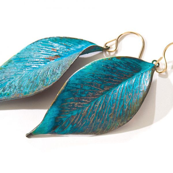 Accessories Made In America: Alyxia Leaf,