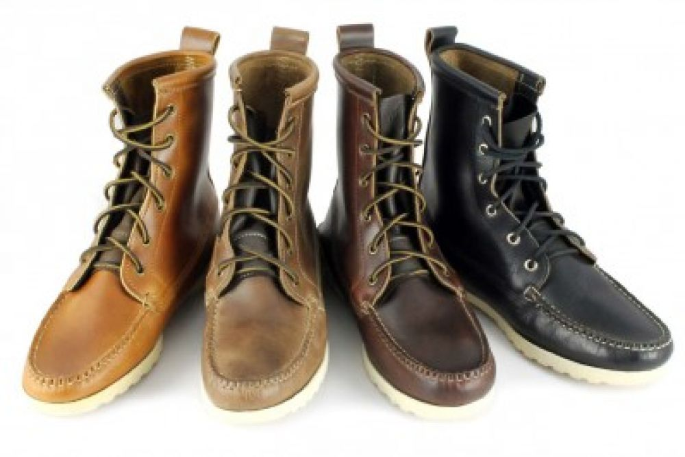 Apparel Made In America: Quoddy, Shoes
