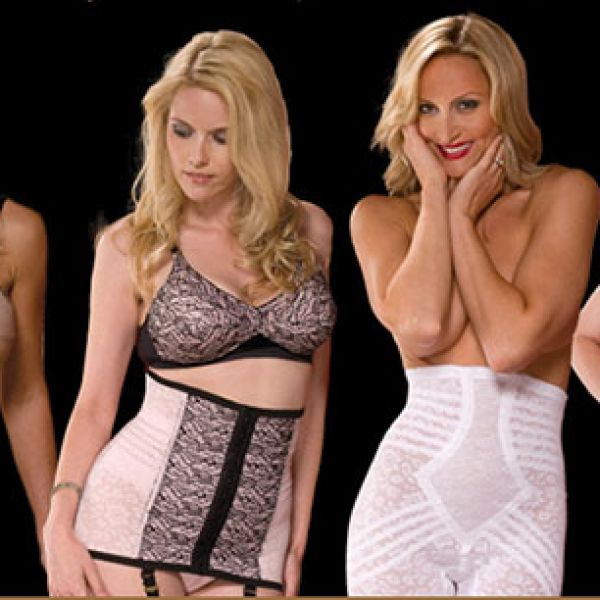 Apparel Made In America: Rago Shapewear, Shapewear, corsets, girdles, bras, bodyshapers