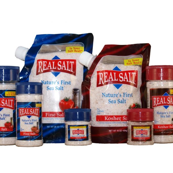 Food Made In America: Real Salt, Authentic Salt, not Processed Salt