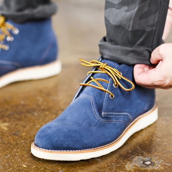 Apparel Made In America: Red Wing Shoes, Leather Work Boots and Everyday Shoes