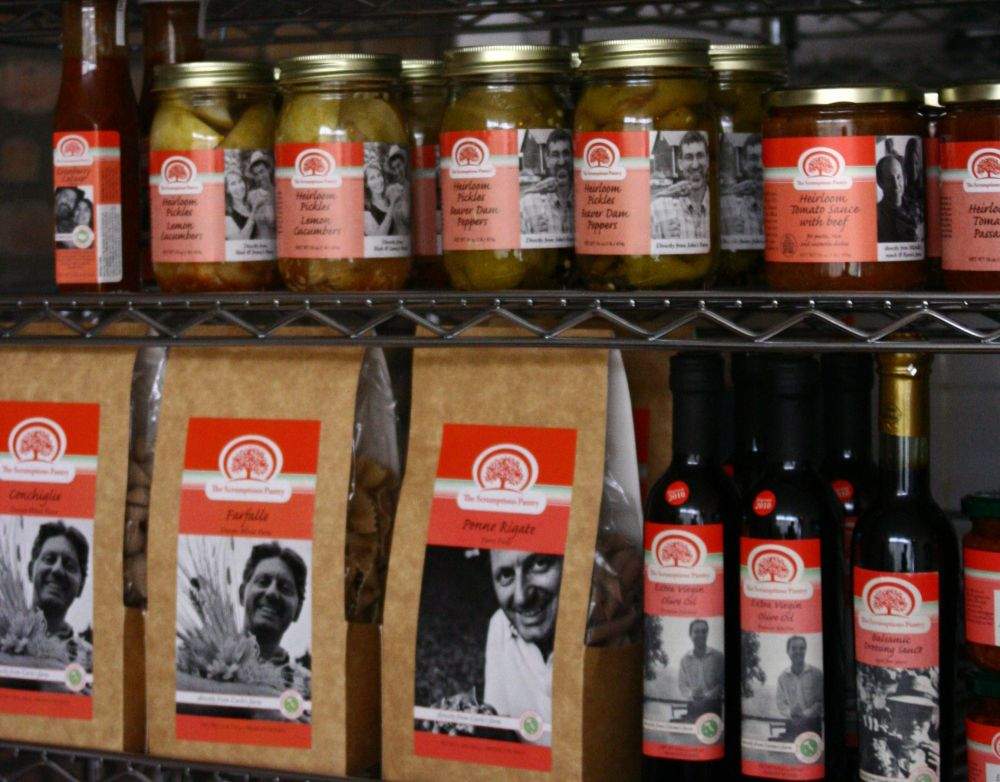 Food Made In America: The Scrumptious Pantry, Great tasting food based on terroir