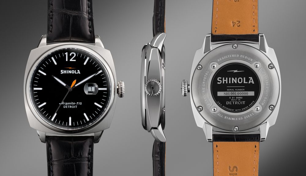 Accessories, Sports Made In America: Shinola, Watches, Leather and Bicycles