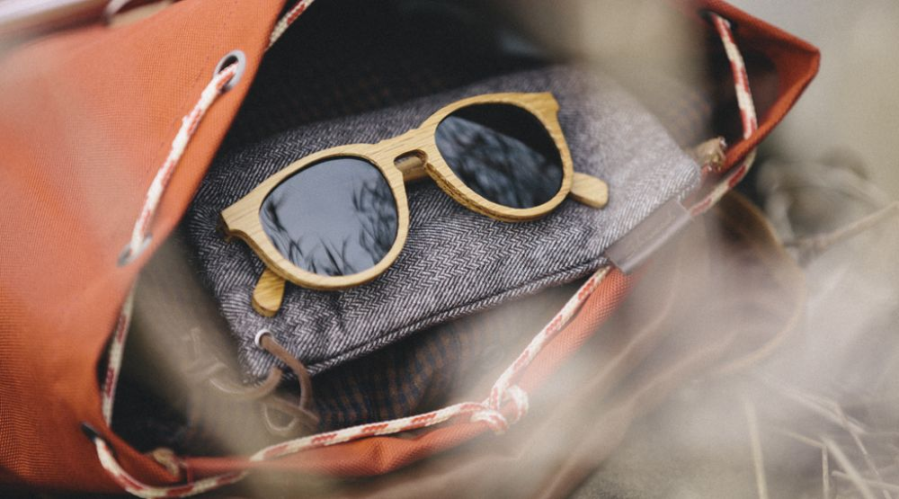Accessories Made In America: Shwood, Eyewear