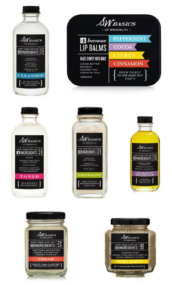 Beauty Made In America: S.W. Basics of BK, Minimalist, all-natural skincare