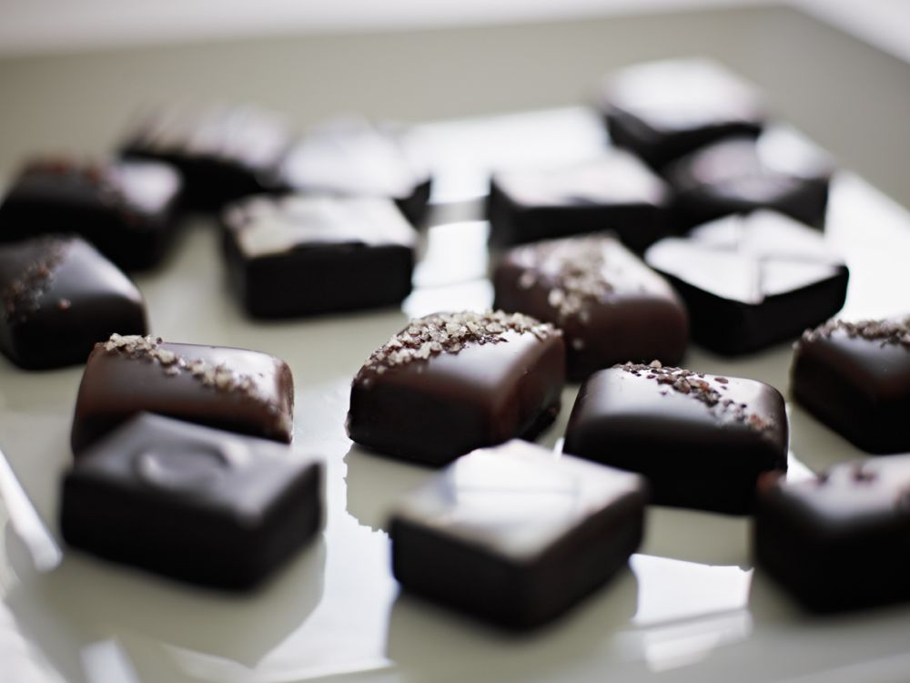 Food Made In America: Theo Chocolate, Fair-Trade, Non-GMO Chocolate