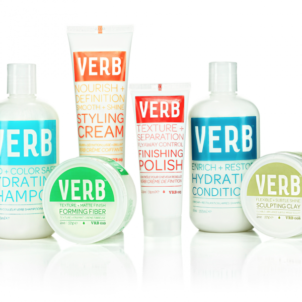 Beauty Made In America: Verb, Hair Products