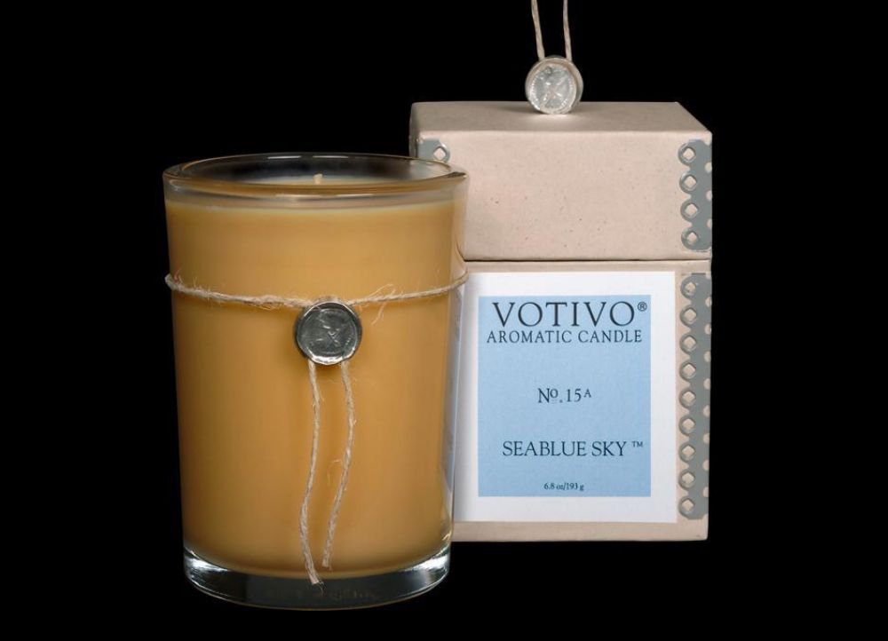 Home Made In America: VOTIVO, Candles with quality fragrances and distinctive packaging